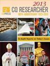CQ Researcher 2013