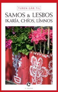 Turen går til Samos & Lesbos, Ikaría, Chíos, Límnos