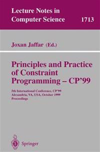 Principles and Practice of Constraint Programming - CP'99