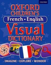 Oxford childrens french-english visual dictionary