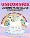 Unicornios Libro de actividades