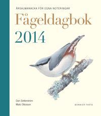 Fågeldagbok 2014 : årsalmanacka för egna noteringar