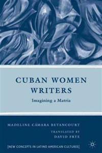 Cuban Women Writers