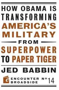 How Obama Is Transforming America's Military from Superpower to Paper Tiger