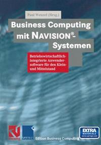 Business Computing Mit Navision-systemen