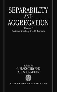Separability and Aggregation