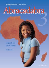 Abracadabra 3-Textbook