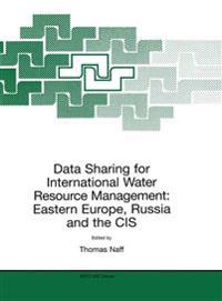 Data Sharing for International Water Resource Management
