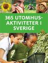 365 utomhusaktiviteter i Sverige