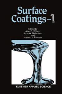 Surface Coatings 1