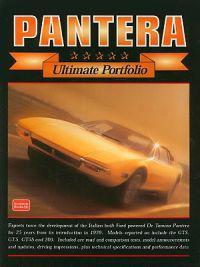 Pantera -ultimate Portfolio
