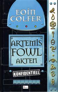 Artemis Fowl - Akten