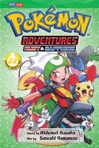 Pokemon Adventures (FireRed and LeafGreen), Vol. 23