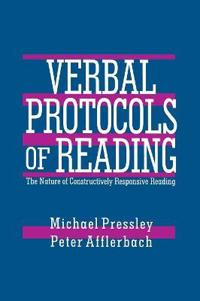 Verbal Protocols of Reading