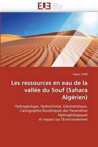 Les Ressources En Eau de La Vallee Du Souf (Sahara Algerien)