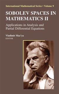 Sobolev Spaces in Mathematics 2