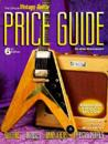 """The Official """"Vintage Guitar Magazine"""" Price Guide"""