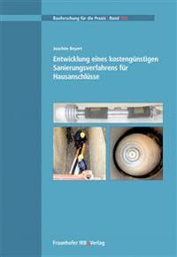 Entwicklung eines kostengünstigen Sanierungsverfahrens für Hausanschlüsse