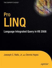Pro LINQ: Language Integrated Query in VB 2008