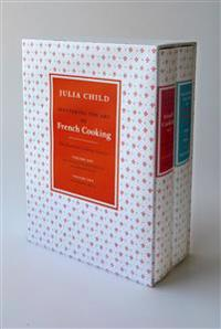 Mastering the Art of French Cooking (2 Volume Box Set): Volumes 1 and 2