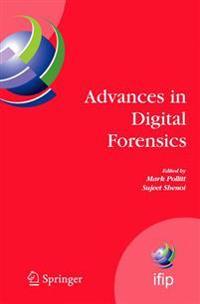 Advances in Digital Forensics