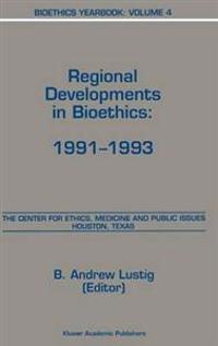 Bioethics Yearbook