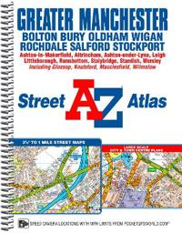 Greater Manchester Street Atlas