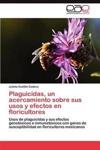 Plaguicidas, Un Acercamiento Sobre Sus Usos y Efectos En Floricultores