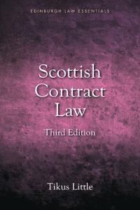 Scottish Contract Law Essentials