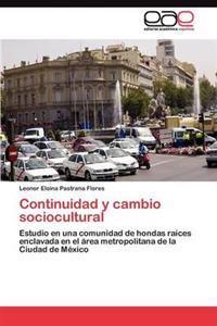 Continuidad y Cambio Sociocultural