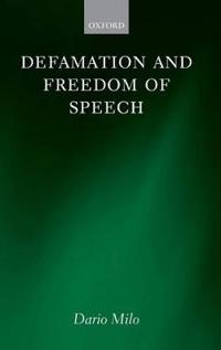Defamation and Freedom of Speech