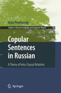 Copular Sentences in Russian
