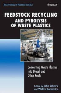 Feedstock Recycling and Pyrolysis of Waste Plastics