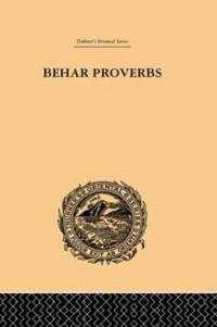Behar Proverbs