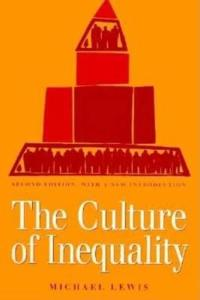 The Culture of Inequality