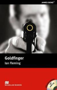 Goldfinger - Book and CD Pack - Intermediate