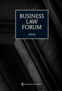 Business Law Forum 2010