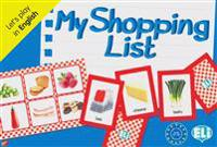 My shopping List