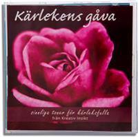 Kärlekens gåva - pocket-cd från Kreativ Insikt