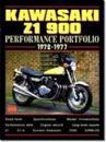 Kawasaki Z1 900, 1972-77
