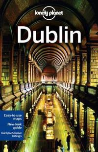 Lonely Planet Dublin [With Map]