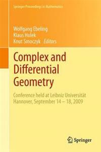 Complex and Differential Geometry