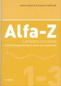 Alfa-Z 1-3 - lærervejledning