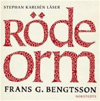 Röde orm : En berättelse från okristen tid