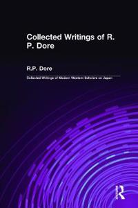 Collected Writings of Ronald Dore