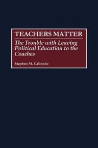 Teachers Matter