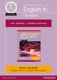 English a: Literature (Etext) (Access Code Card) (Pearson Baccalaureate)