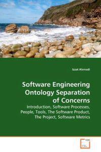 Software Engineering Ontology Separation of Concerns