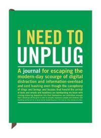 Knock Knock I Need to Unplug Inner-Truth Journal