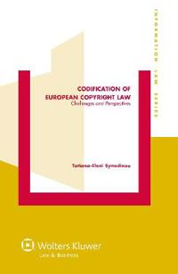 Codifications of European Copyright Law